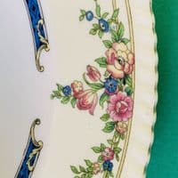 Johnson Bros | Eastbourne | Soup Bowl and Serving Plate